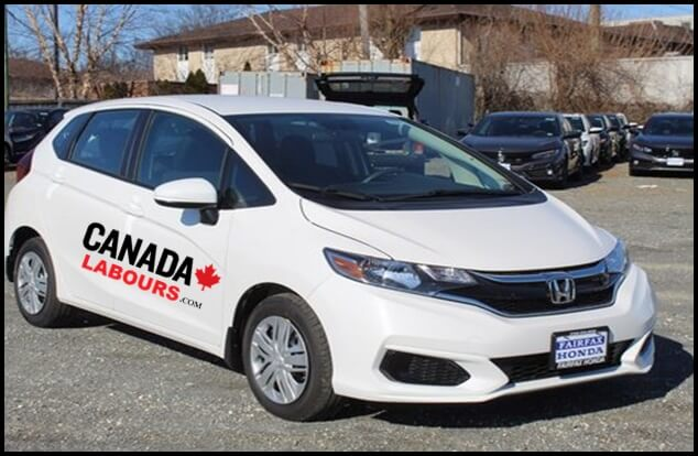 Honda Fit, affordable cars in Canada