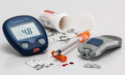 alat kontrol diabetes agar lebih mudah di cek