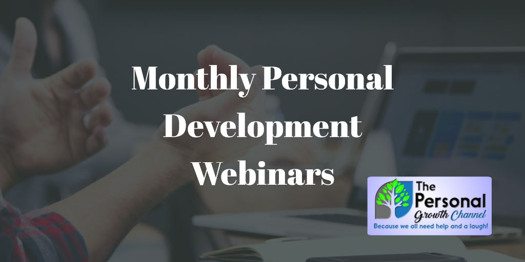 Personal Development Webinars
