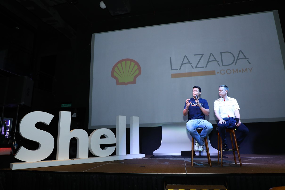 Motoring-Malaysia: SHELL MALAYSIA LAUNCHES ITS OFFICIAL