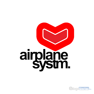 AirPlane Systm Logo vector (.cdr)