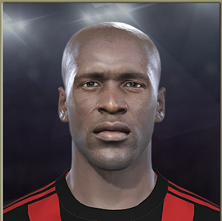 PES 2018 Faces Clarence Seedorf by Stels