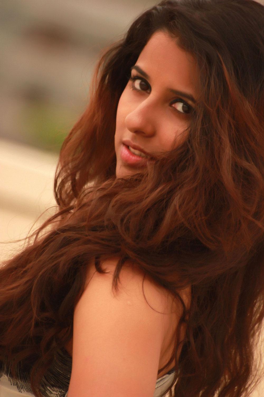 Actress shravya reddy new portfolio photos gallery