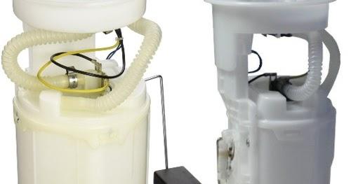 VW POLO: VW electric fuel pump