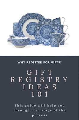 As much as the gift registry is meant to help the new couple, it also makes it easier for the wedding guests to know what gifts the couple would like and what they need - wedding planning - gift registry - K'Mich Weddings + Events Philadelphia PA