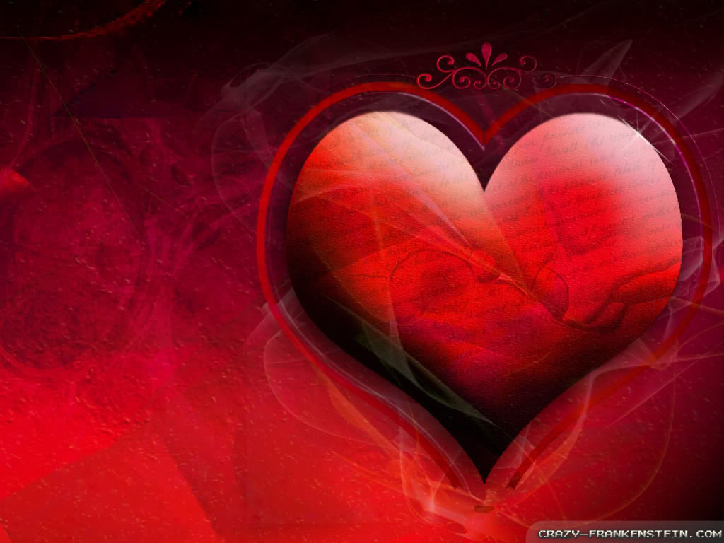 Wallpaper Backgrounds: Valentines Day Heart Wallpapers
