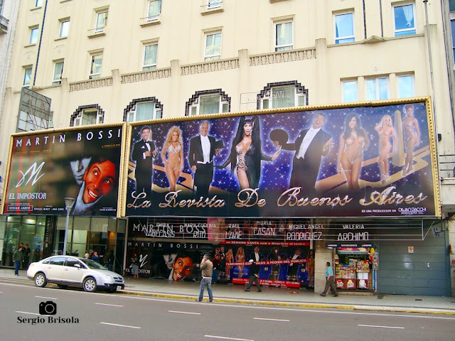 Teatro Broadway - Buenos Aires