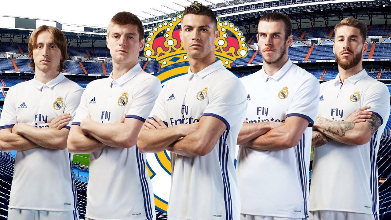 تشكيلة ريال مدريد الرسمية في مباراة ألافيس