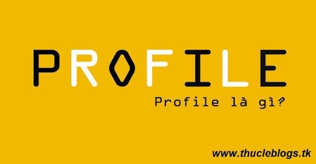 Profile là gì thiết  kế profile doanh nghiệp uy tín