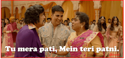 Johny Lever Dialogue in Housefull 4