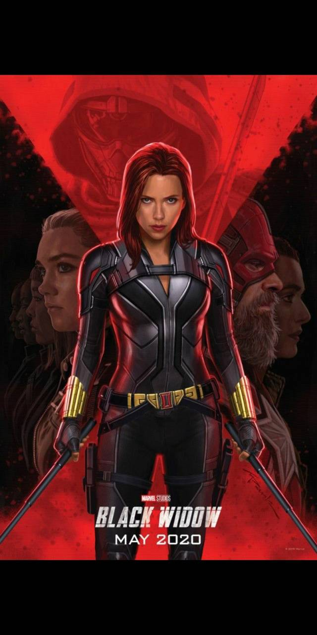 Black Widow, Release date: May 1, 2020
