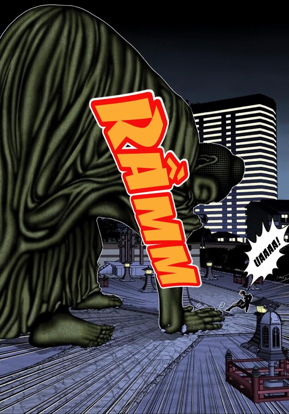 Gantz Chap 71: Tượng phật khổng lồ trang 20