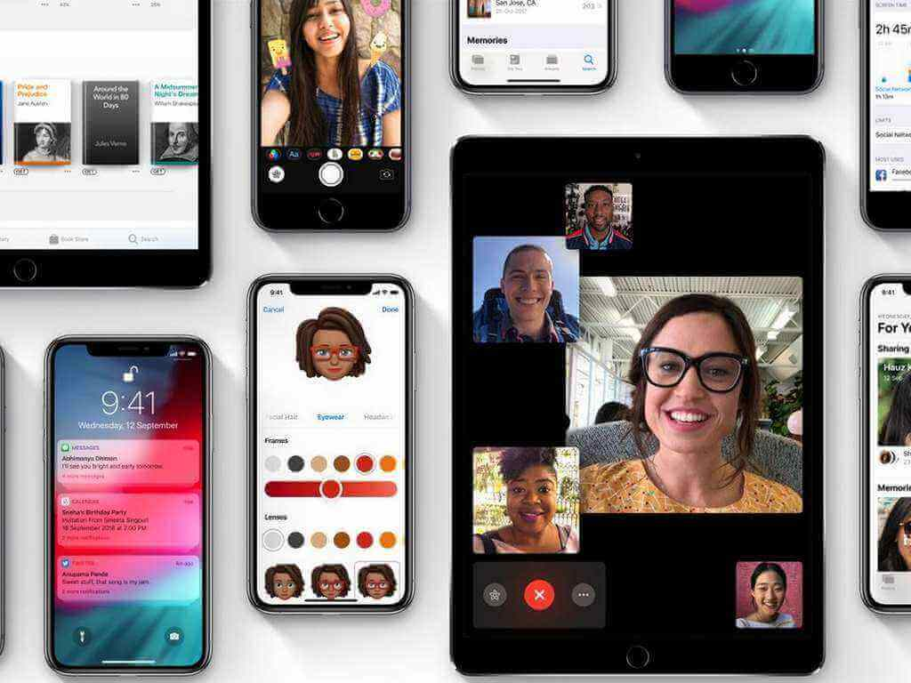 iOS 12.1.1 Update:  FaceTime Features, Greater eSIM Coverage, And Bug Fixes