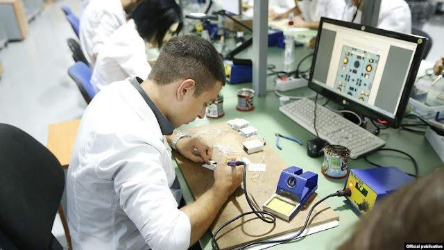 Empleo aumenta 12% en Armenia en un año