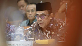 Hasil Swab Nyatakan Menteri Agama Fachrul Razi Positif COVID-19
