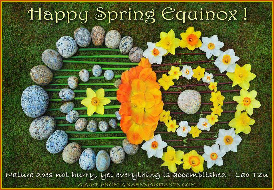 Spring Equinox Wishes