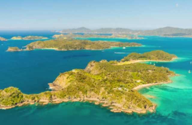 ٨.جزر الأرخبيل الجنوبية