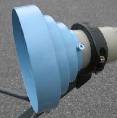 Gambar Conical Scalar Ring (CSR)