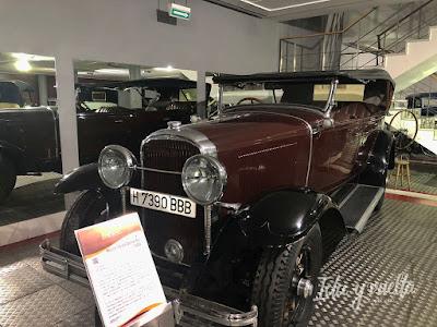 Museo de Historia de la Automoción Buick