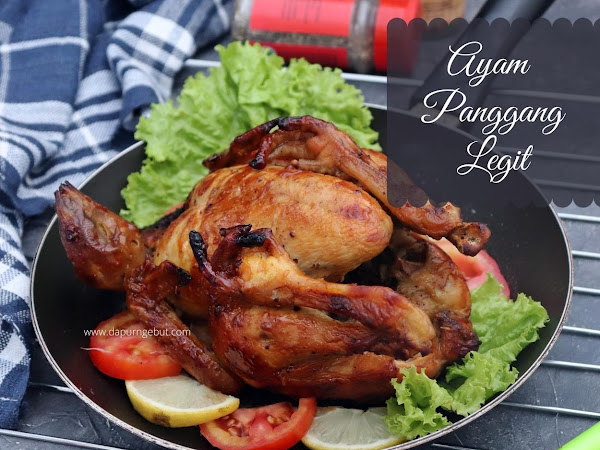 Ayam Panggang Legit