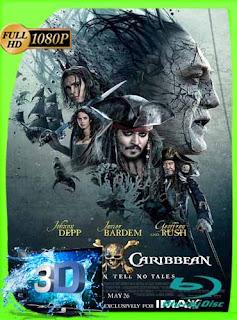 Piratas del Caribe: La Venganza de Salazar (2017) Latino 3D SBS  [GoogleDrive]