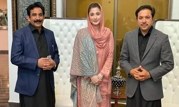 Maryam Nawaz Congrats to Khokhar Brothers