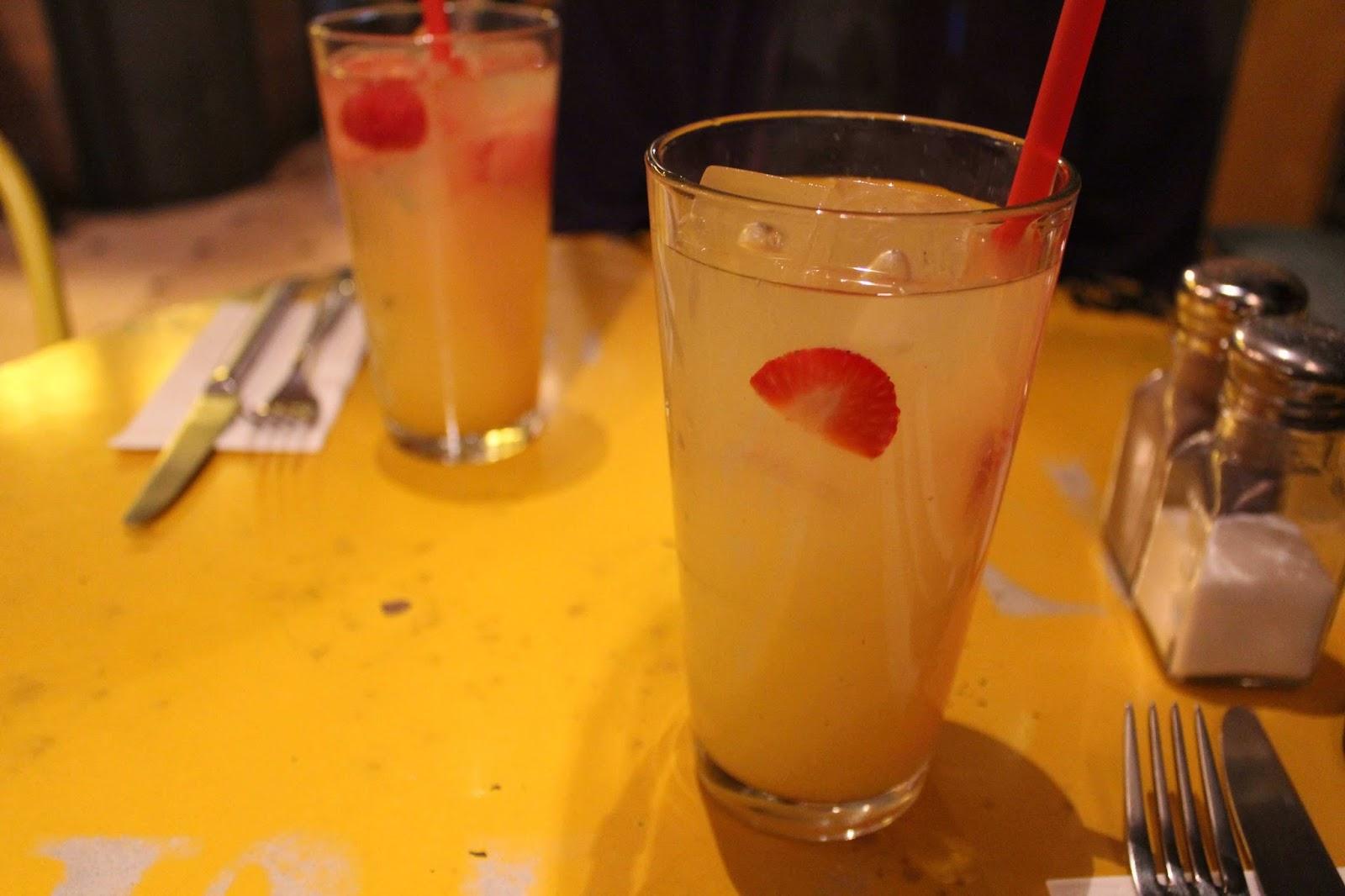 Ops Cafe Karaköy Limonata
