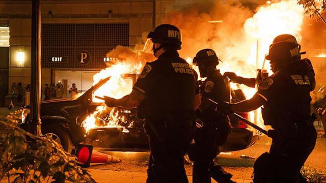 Al menos 11 muertos y 9300 detenidos en protestas por Floyd en EEUU
