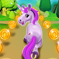 Unicorn Runner 3D - Horse Run Apk Game for Android