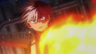ヒロアカ 轟焦凍 かっこいい | Todoroki Shoto | ショート | CV.梶裕貴 | 僕のヒーローアカデミア アニメ | 僕のヒーローアカデミア My Hero Academia | Hello Anime !