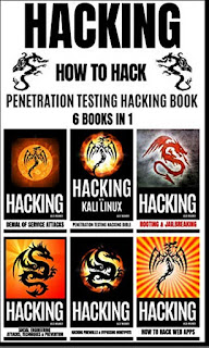 Hacking How to Hack Penetration testing Hacking Book (6 books in 1) (Ebook PDF, review, price)