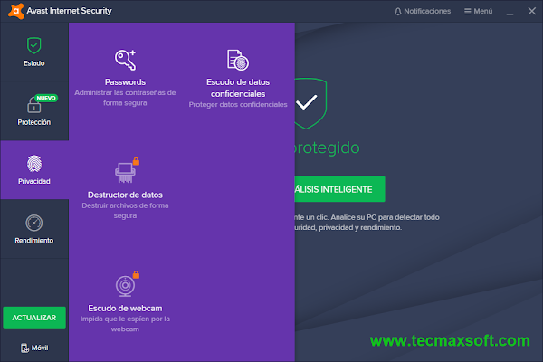 licencia avast free antivirus 2018