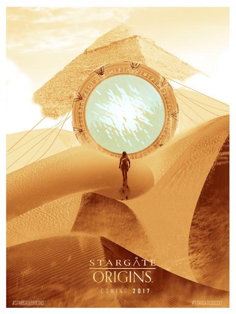 Stargate Origins (2018-) ταινιες online seires oipeirates greek subs