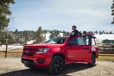 2017 Chevrolet Colorado Updates