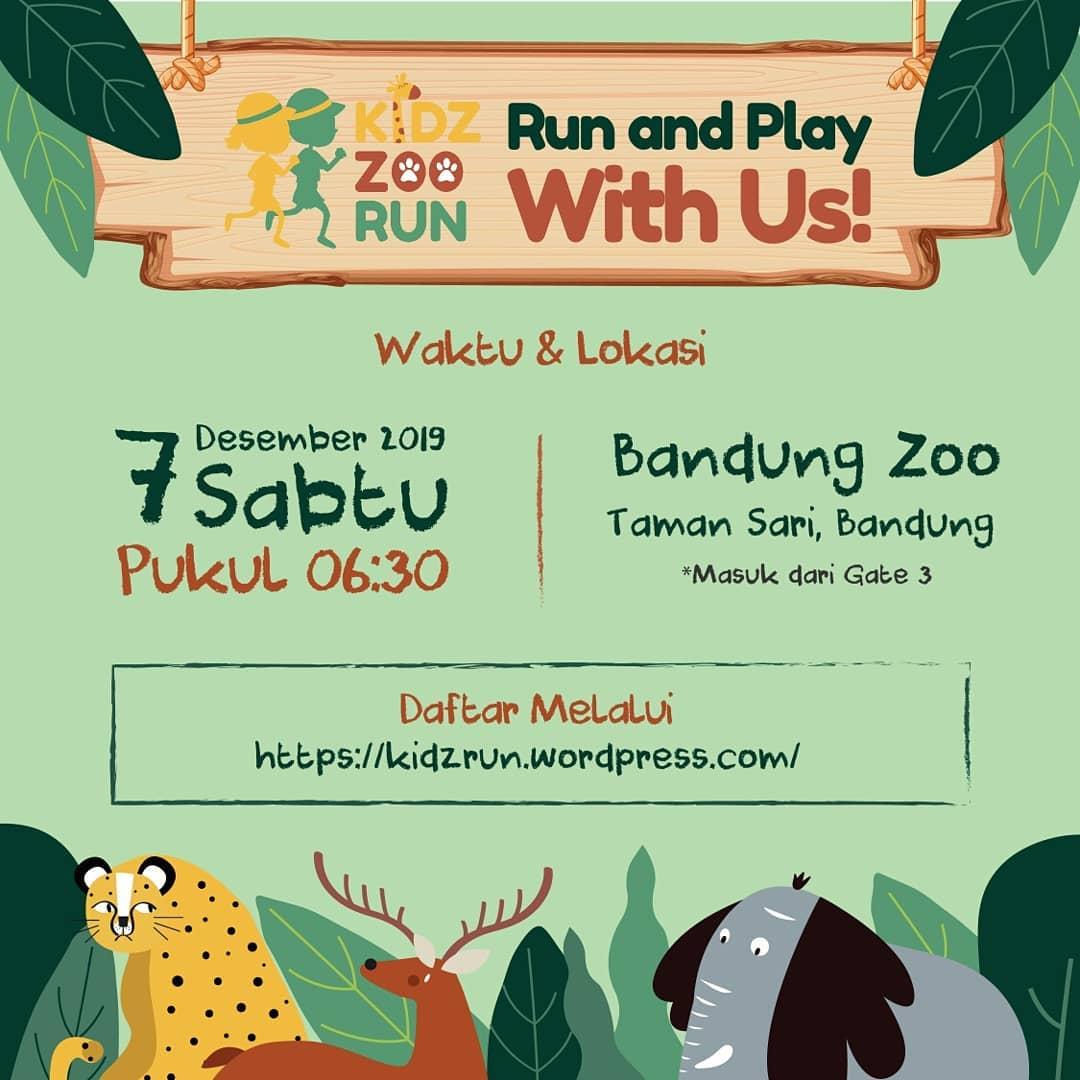 Kidz Zoo Run • 2019