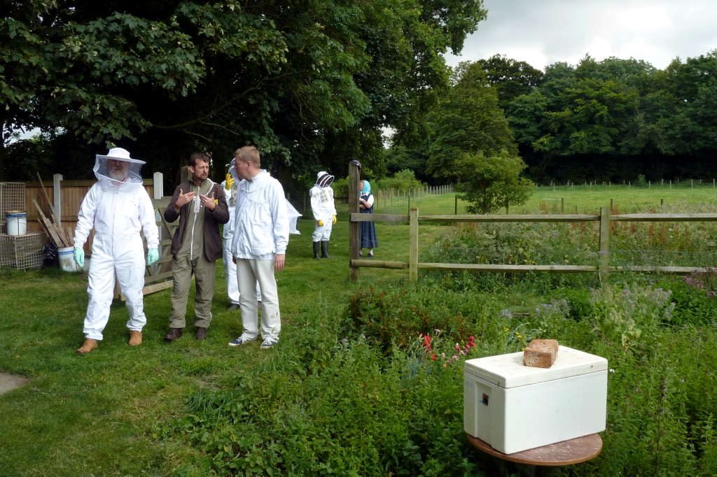 Dover and District Beekeepers Association: July Meeting at