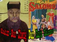 Opini.! Kebijaksanaan Raja Salomo