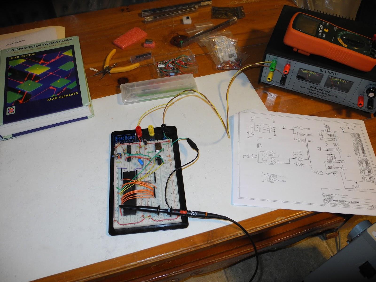 Jeff Tranter\'s Blog: Building a 68000 Single Board Computer - High ...