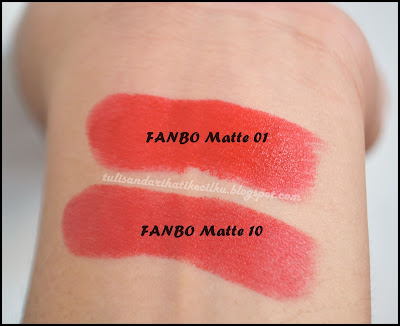 fanbo-matte-red-colors