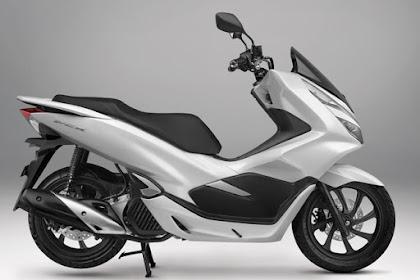 Letak Nomor Rangka dan Nomor Mesin Honda PCX 150