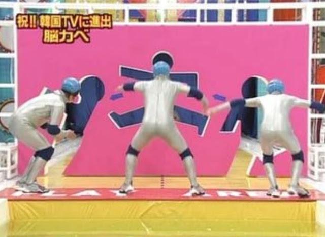 Bikin Melongo, Inilah Deretan Permainan Aneh di Jepang yang Tayang di Acara TV!