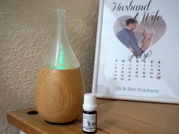 Organic Aromas | Essential Oils Diffuser