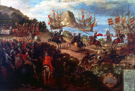 Spanish colonization of the new world