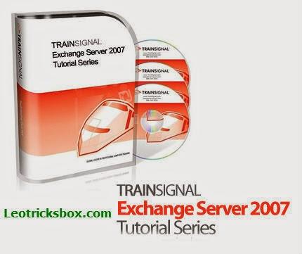 Video Training : TrainSignal Exchange Server 2007 Tutorial Series