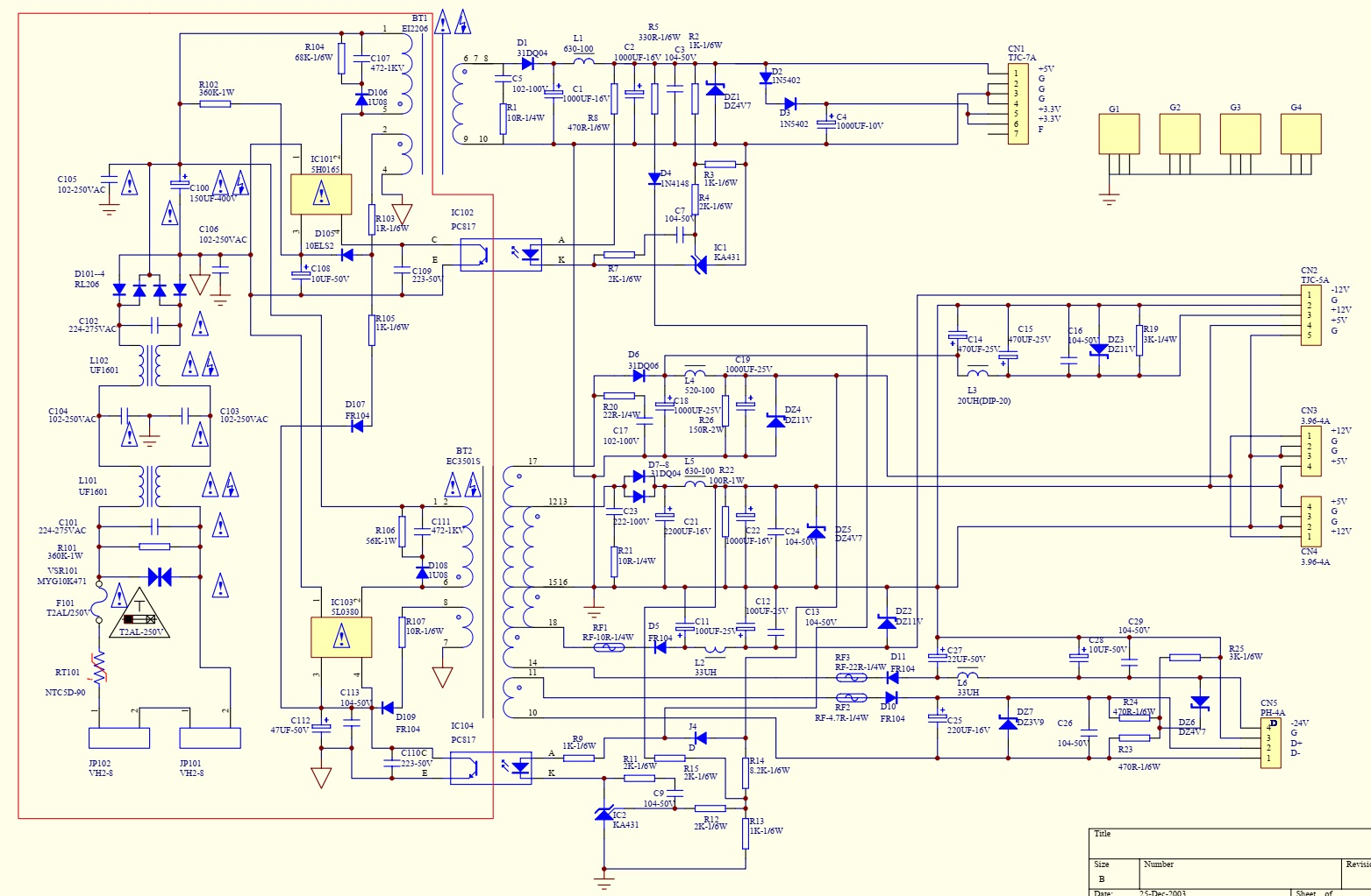 belson lcd tv powell i es6128 es7010 circuit diagram schematic full  [ 1563 x 1023 Pixel ]