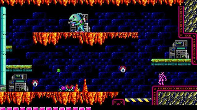 Grelox pc - Jeux retro d'Action gratuit Grelox2