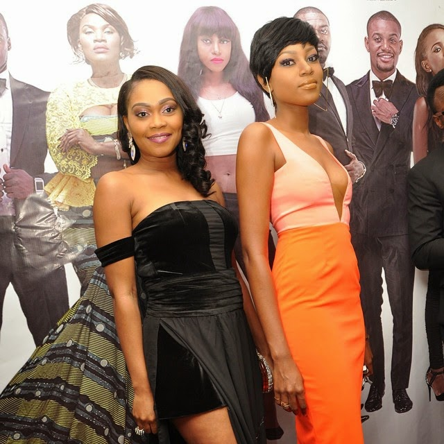 1738308 599970210114366 869562945 n Exclusive photos from Yvonne Nelsons movie Single Married Complicated Premiere