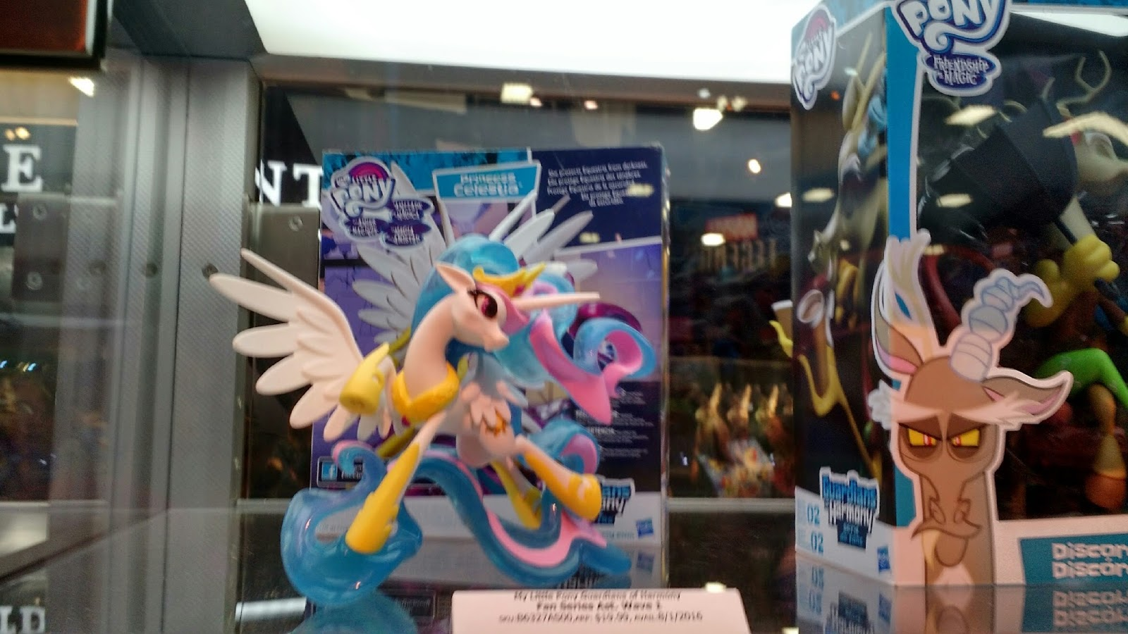 Movie Reviews And More San Diego Comic: MLP Stuff!: SDCC 2016 Hasbro Booth Tour