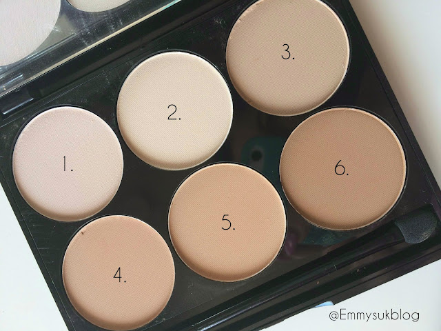 Contour for beginners HD Brows Contour Palette review