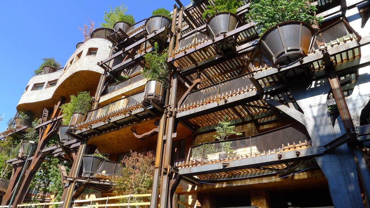 La casa tra gli alberi di luciano pia a torino arc art for Casa design torino